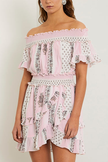Steele Marcel Off Shoulder Dress