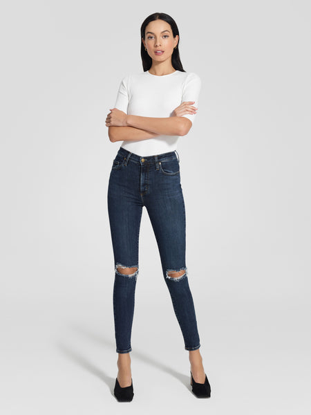 Nobody Denim Cult Skinny Ankle - Enigmatic