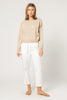 Nude Lucy Otis Knit - Cream Marle