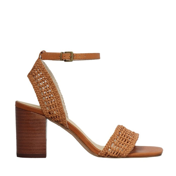 Nude Emeline - Tan Leather