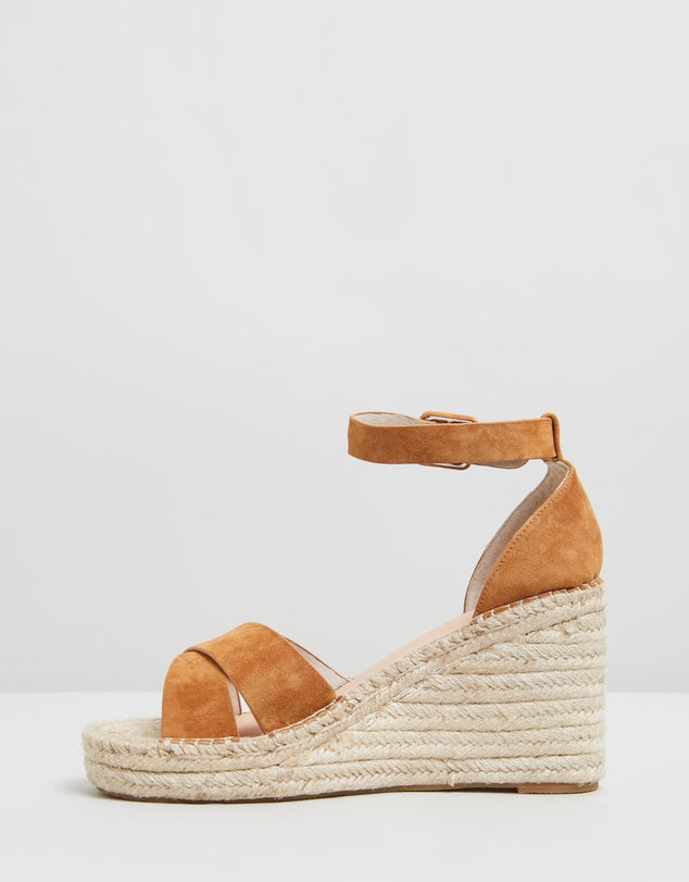 Nude Ashton - Tan Suede