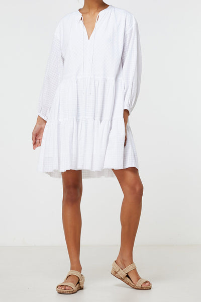 Elka Ophelie Dress - White