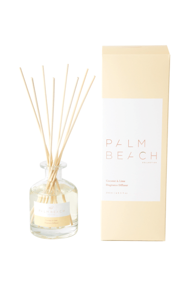 Palm Beach Reed Diffuser - Coconut & Lime