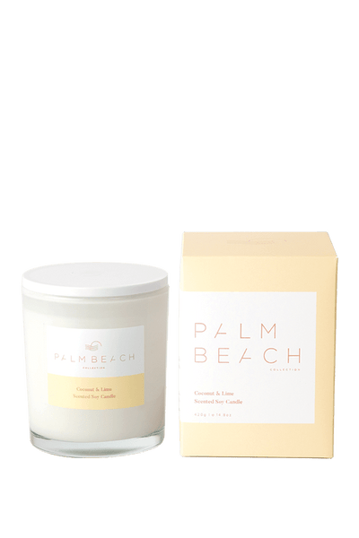 Palm Beach - Standard Candle - Coconut & Lime
