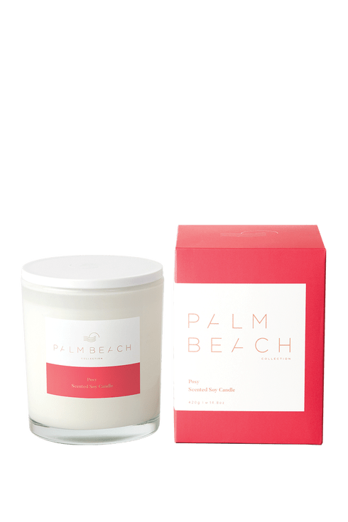 Palm Beach Standard Candle - Posy