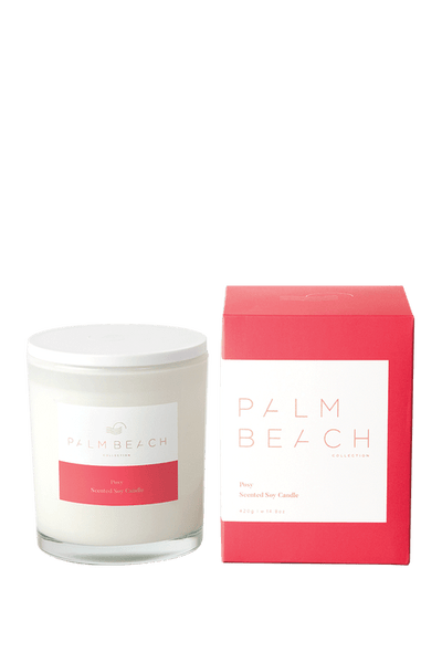 Palm Beach - Standard Candle - Posy