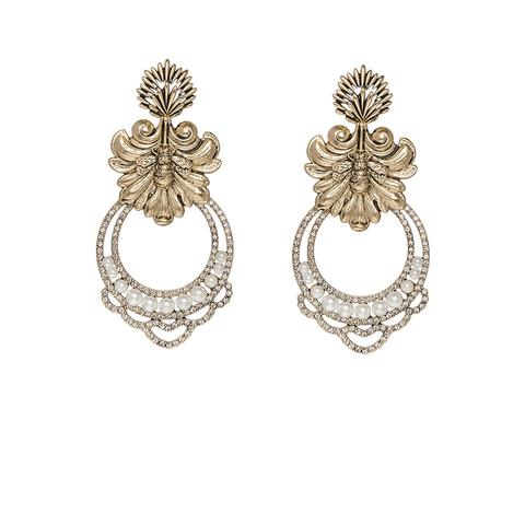 Kitte Playa Pariso Earrings - Gold