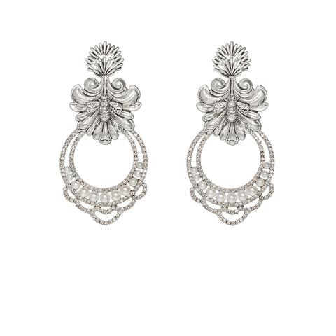 Kitte Playa Pariso Earrings - Silver