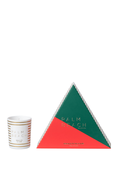 Palm Beach Christmas  Mini Candle - Balsam & Fir