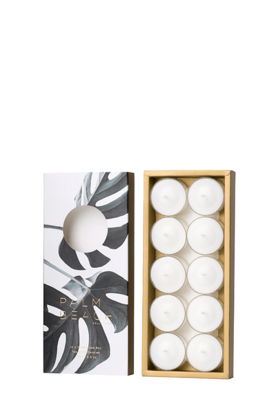 Palm Beach Christmas Tea Light Candle Pack