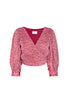 Auguste Marlowe Frida Blouse - Red