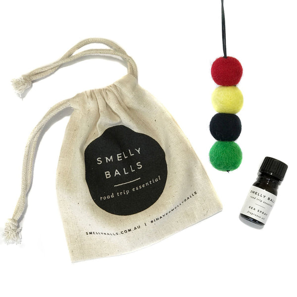 Smelly Balls - Rasta/Coconut & Lime