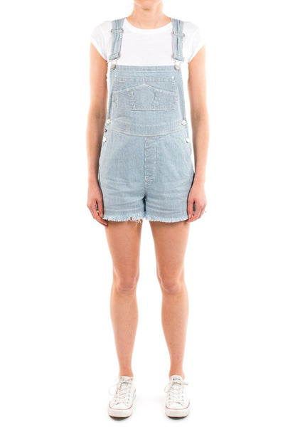 Res Denim Ally Playsuit - Stripe