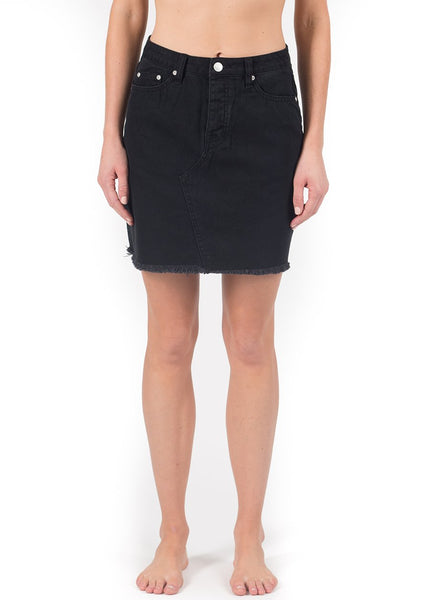 Res Denim Jade Skirt - Phantom