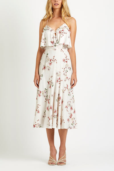 Steele Dreamfields Slip Dress Blanc
