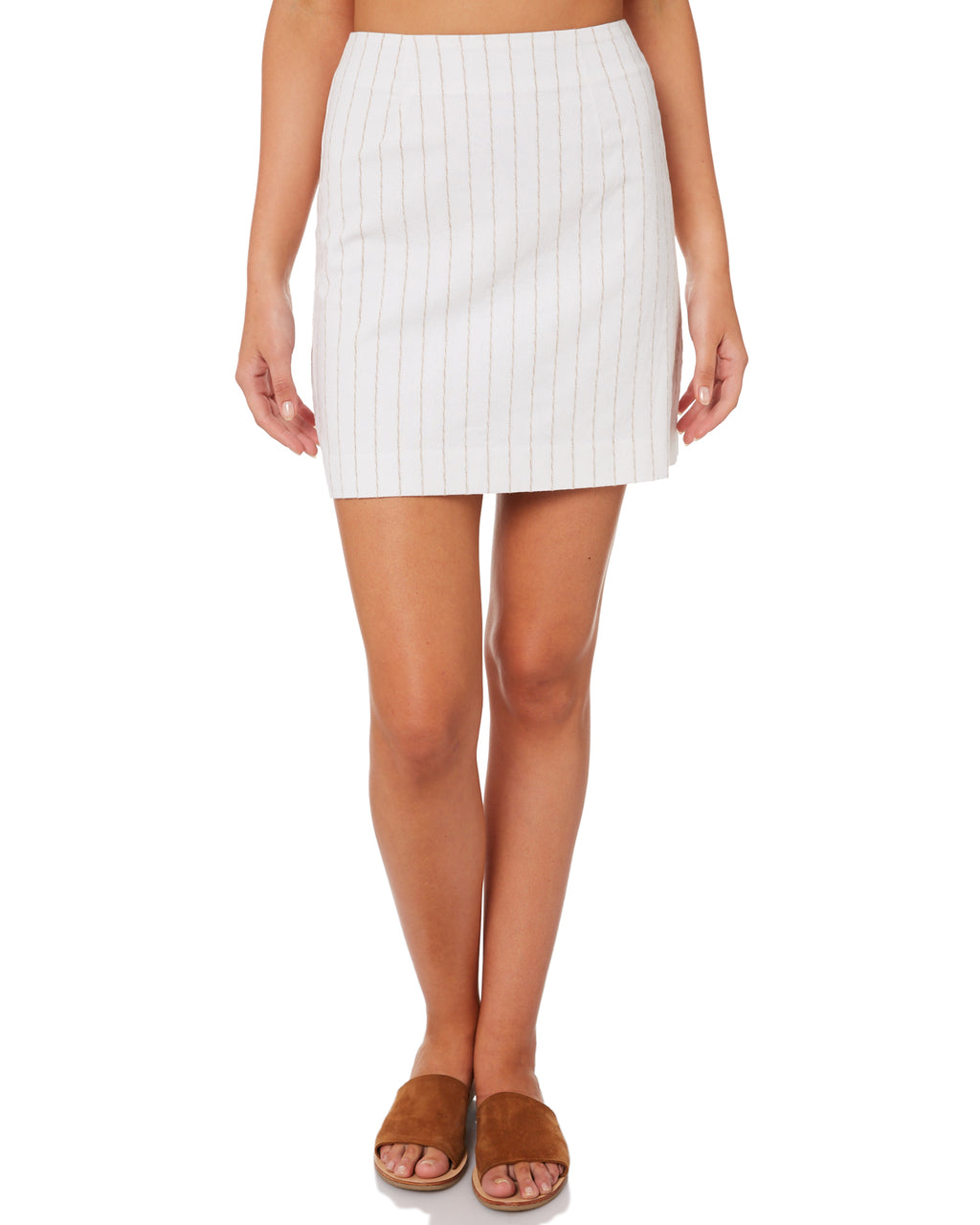 Nude Lucy Ascot Stripe Skirt