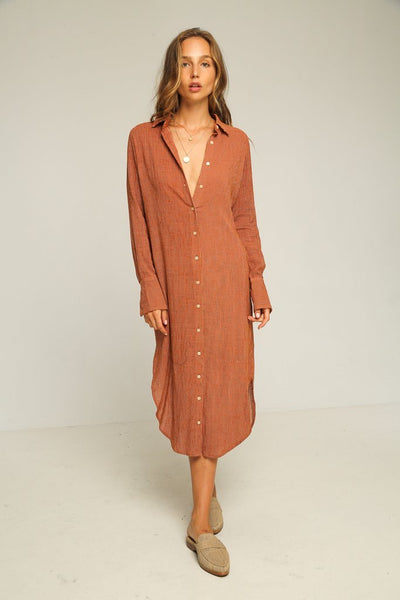 Rue Stiic Westwood Shirt Dress