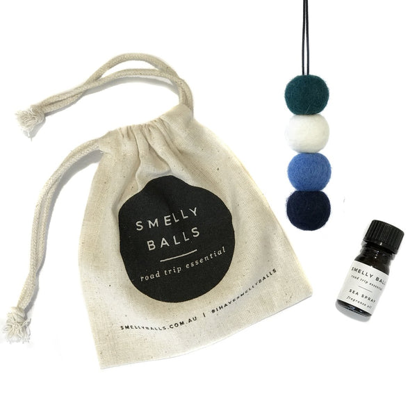 Smelly Balls - Aqua/Sea Spray