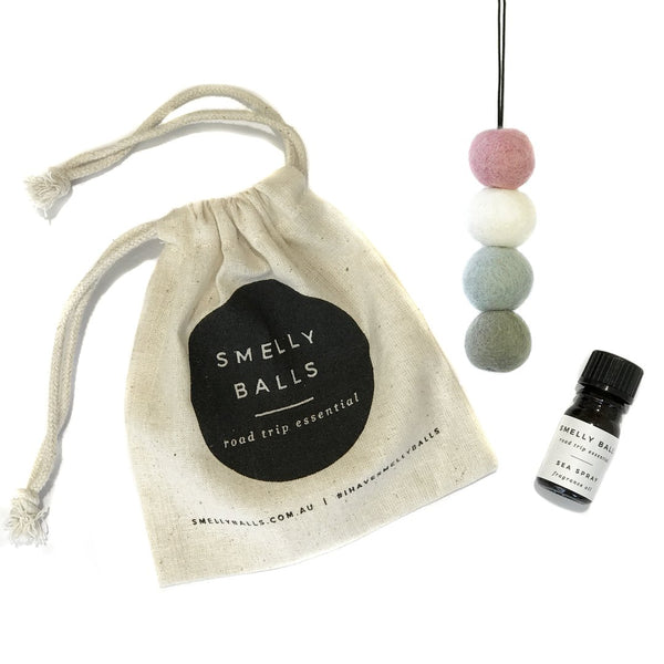 Smelly Balls - Pastel/Coconut & Lime