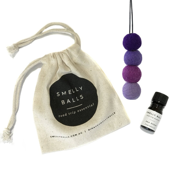 Smelly Balls - Violet/Vanilla