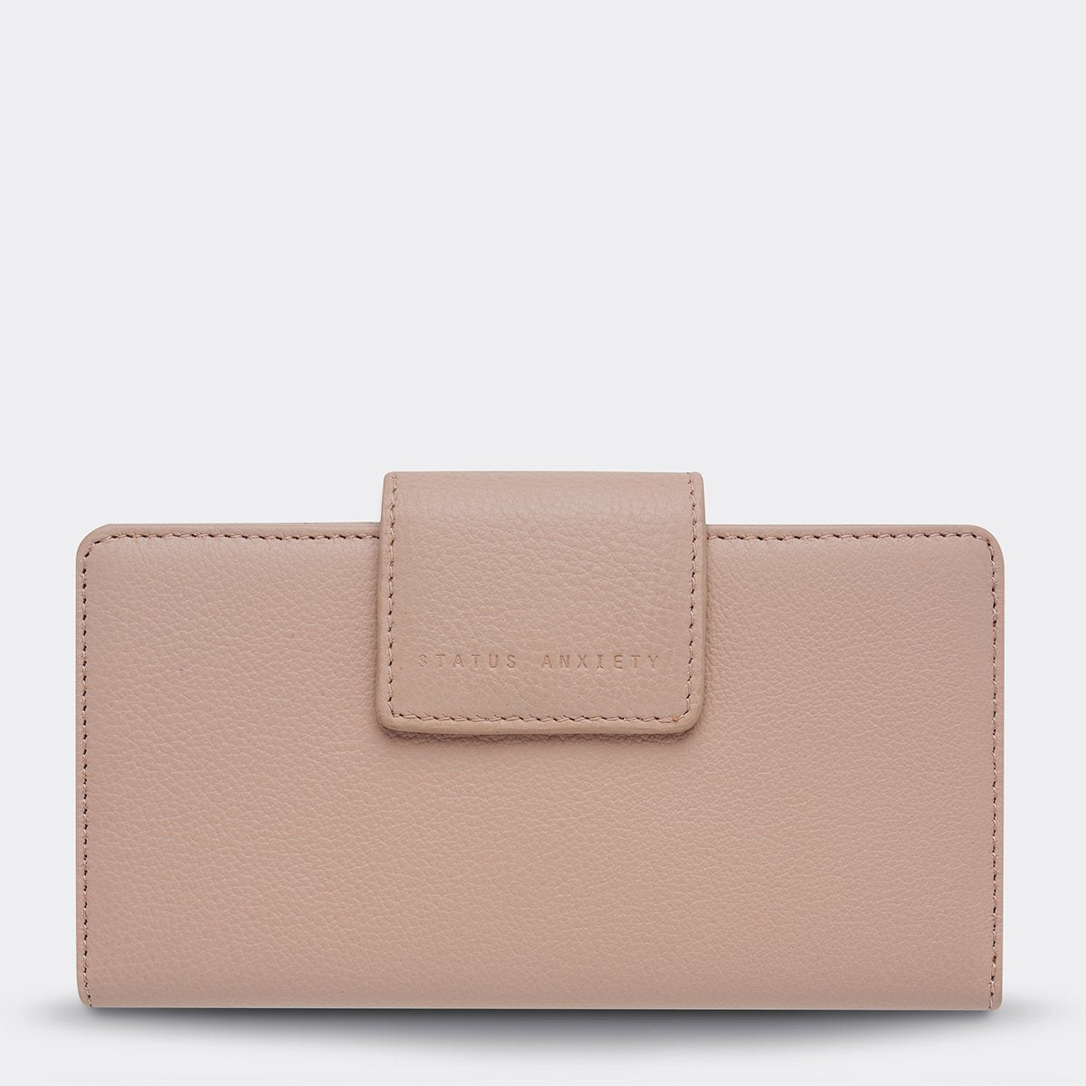 Status Anxiety Ruins Wallet - Dusty Pink