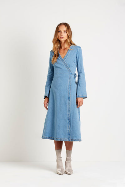 Steele Willa Wrap Dress