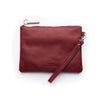Stitch & Hide Cassie Clutch - Cherry