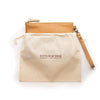 Stitch & Hide Cassie Clutch Classic Collection - Latte