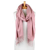 Taylor Hill Plain Scarf - Assorted colours