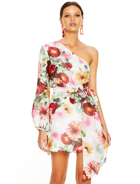 Talulah Garland Mini Dress - Amelie Floral