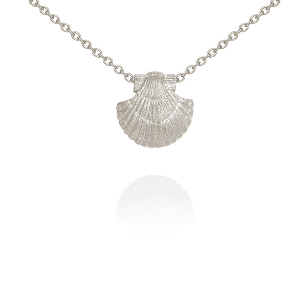 Temple Of The Sun Sia Necklace - Silver