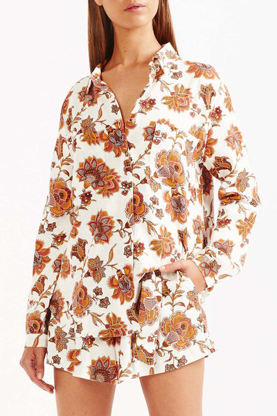 Tigerlily Aliki Shirt - White