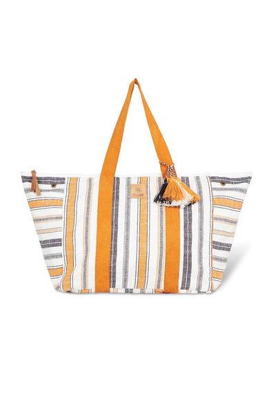Tigerlily Ammos Beach Bag - Stripe