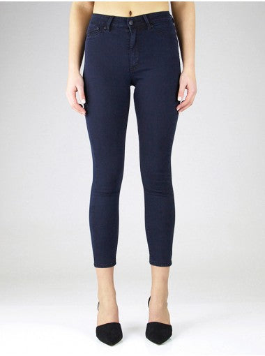 Res Denim Harrys Hi Crop Smokin