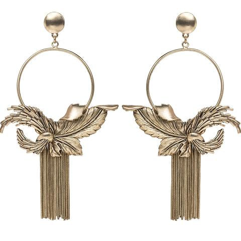 Kitte Crazy Love Earring GOLD