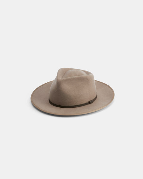 Will & Bear Calloway Fedora - Fawn