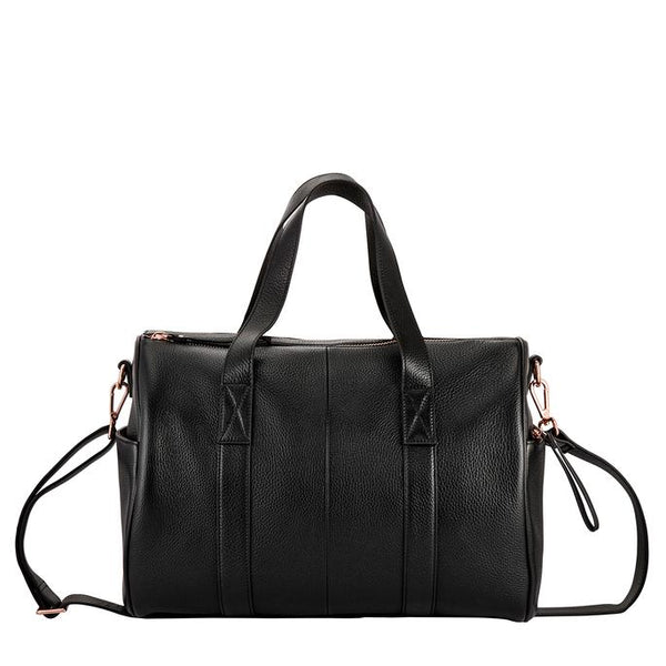 Status Anxiety Deep End Bag - Black/Rose Gold