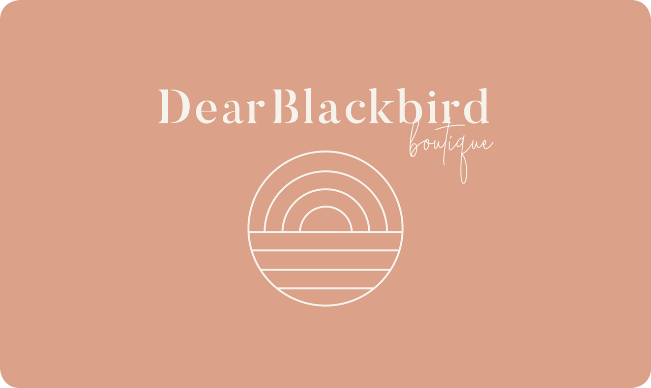 Dear Blackbird Boutique Gift Card