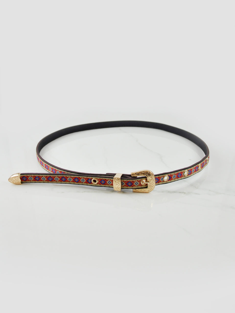 Thin Inca Belt