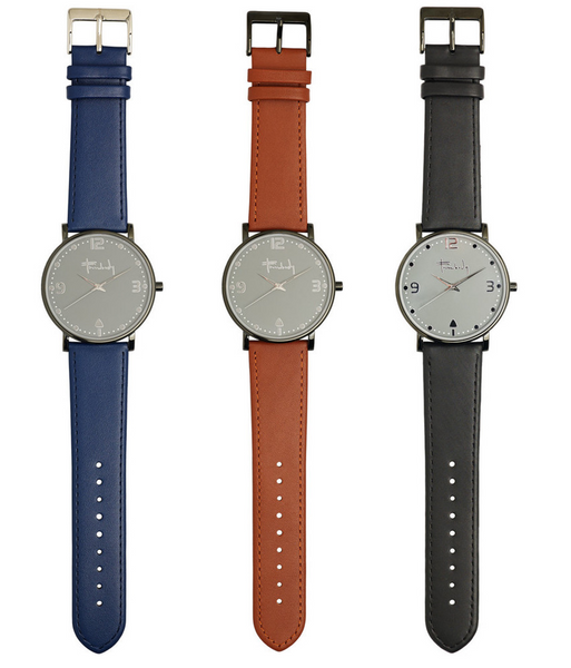 Freebody The Wynston Watch - Grey Face