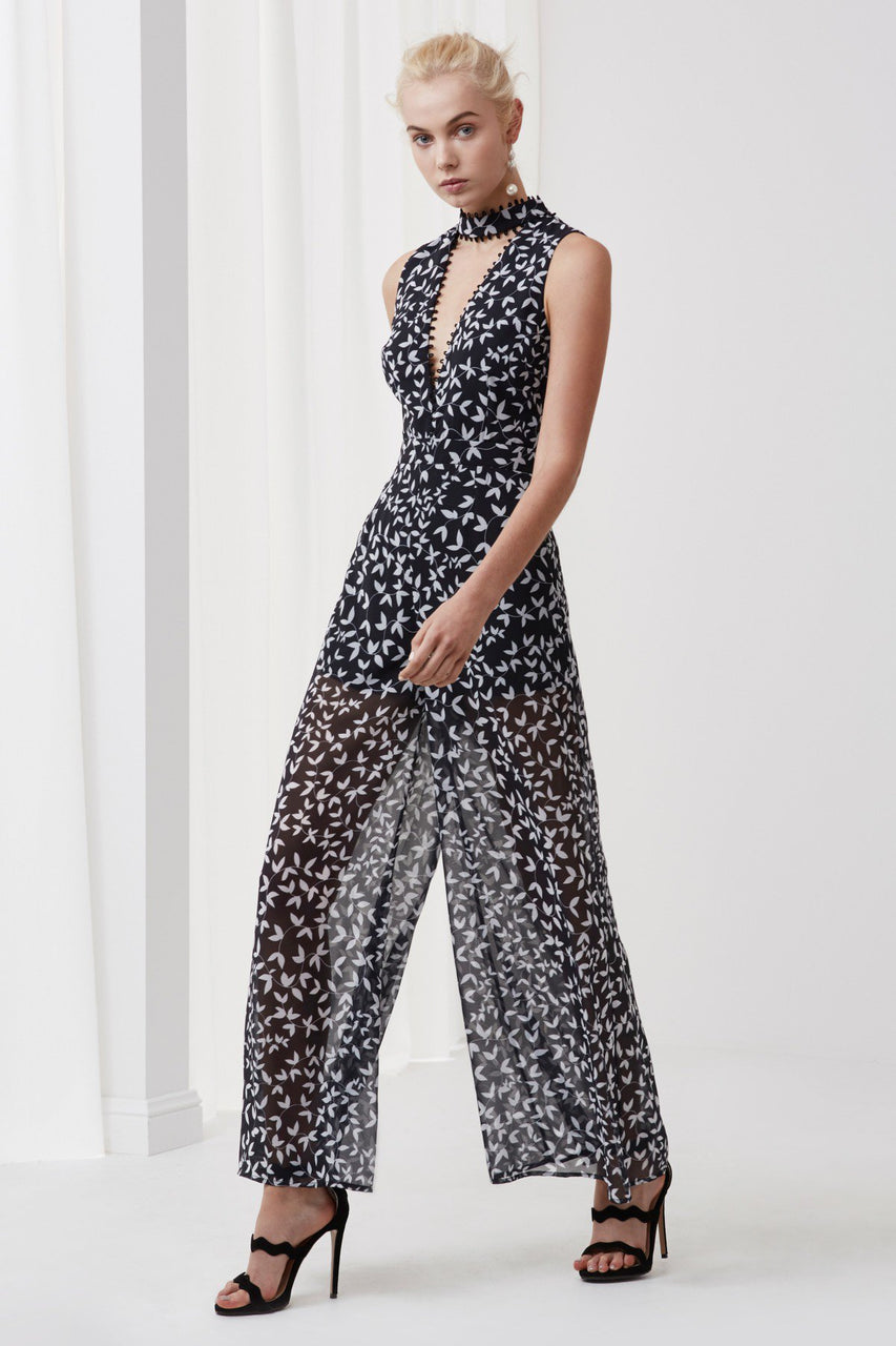 Keepsake Come Around Jumpsuit