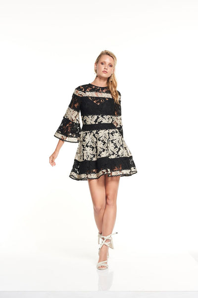 Talulah Analog Mini Dress