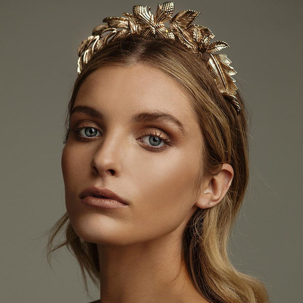 Kitte The Carousel Headband - Gold