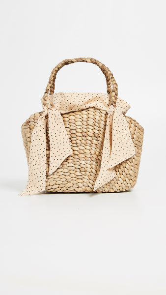 Faithfull The Brand Roberta Woven Bag