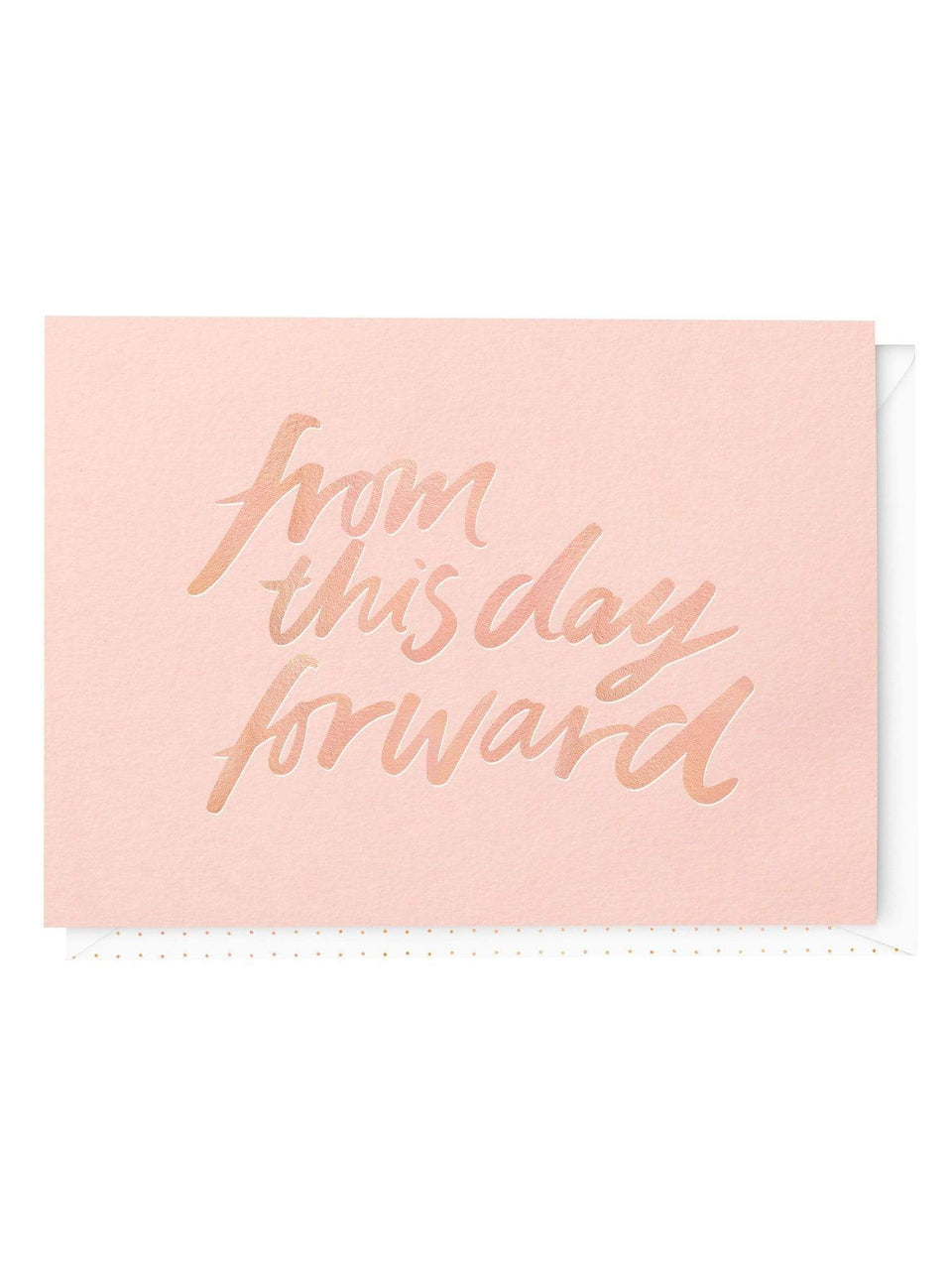 From This Day Card