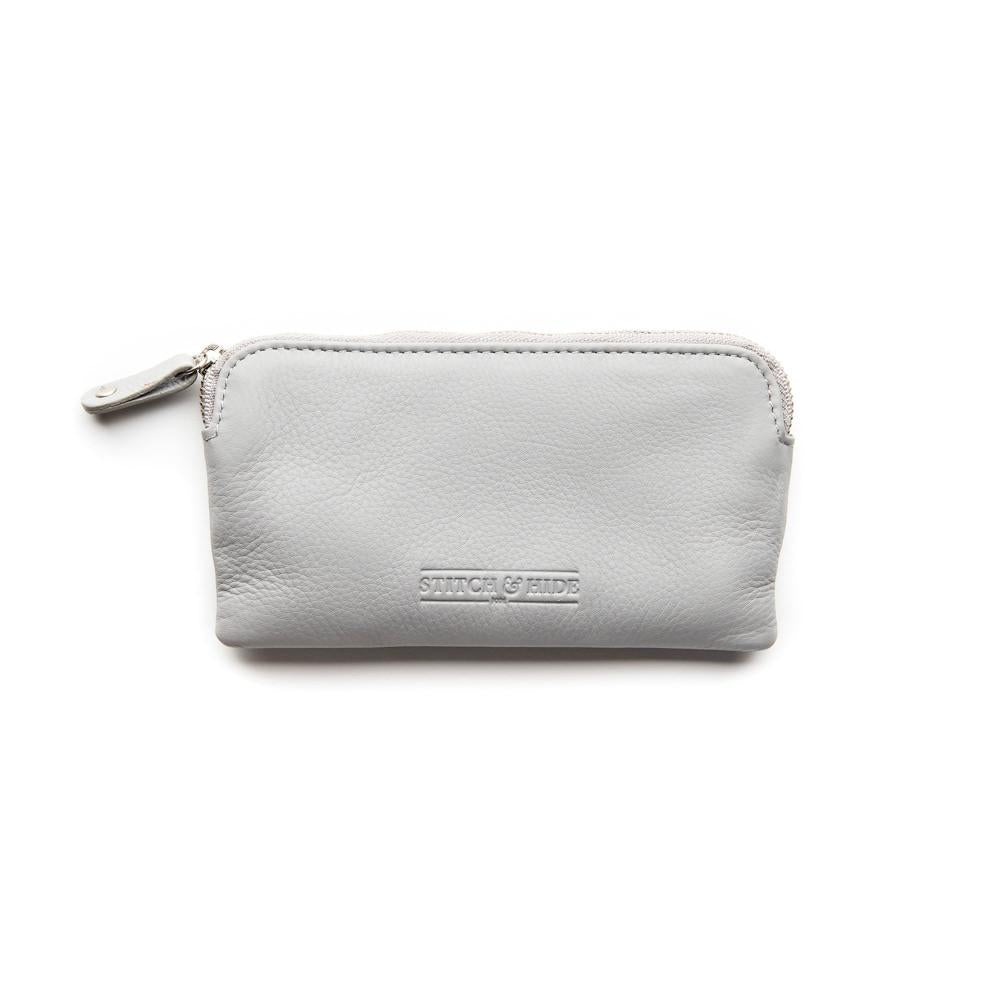 Stitch & Hide Lucy Pouch -  Misty Grey