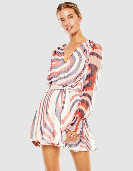 Talulah Still Life Mini Dress