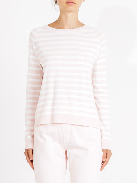 Nude Lucy Morrison Stripe Knit - Shell Stripe