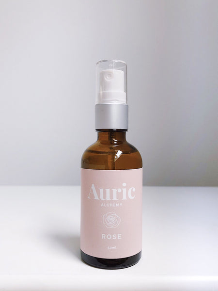 Auric Alchemy - Rose Mist 50ml