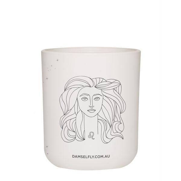 Damselfly Candle L - Leo